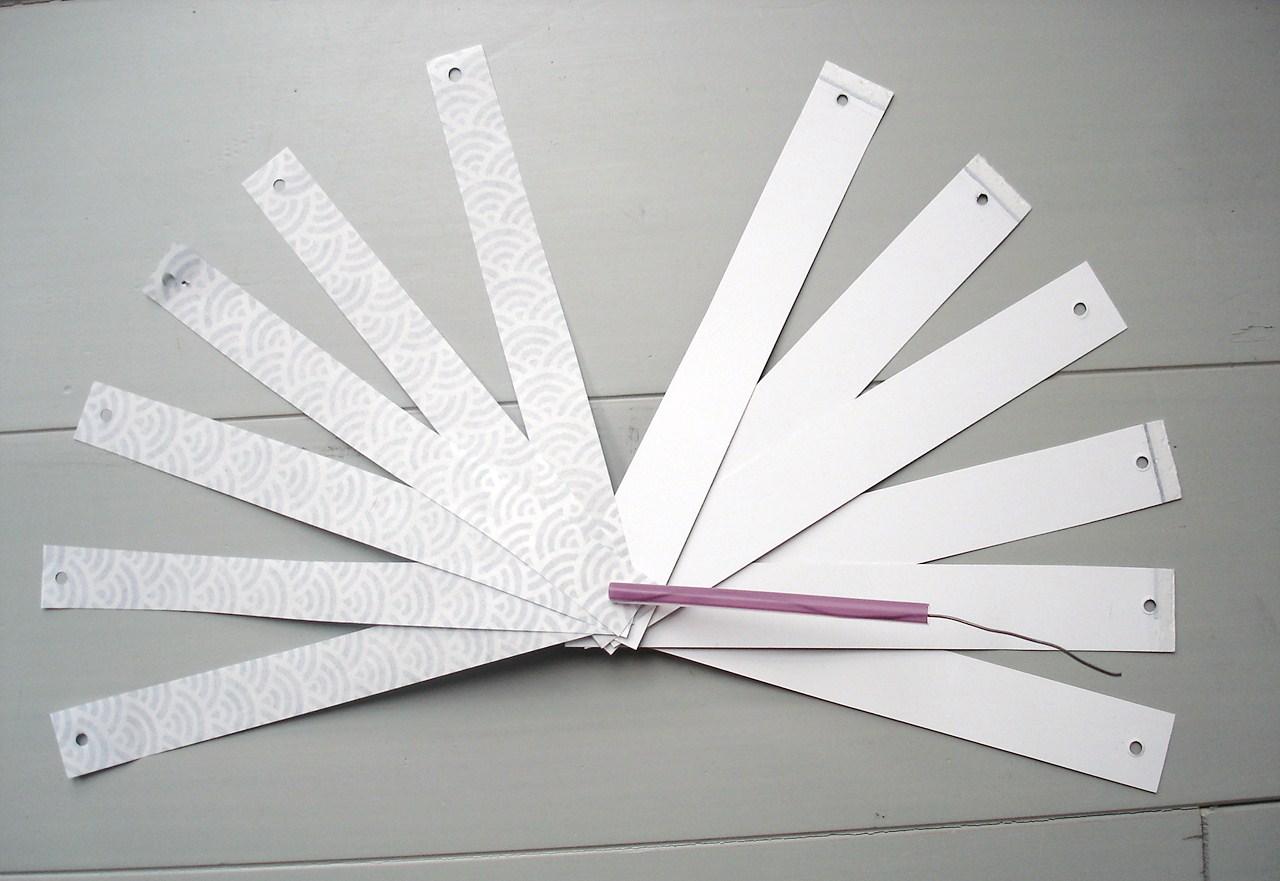 Dsc05623 textile geschichten - Papierkugeln basteln ...