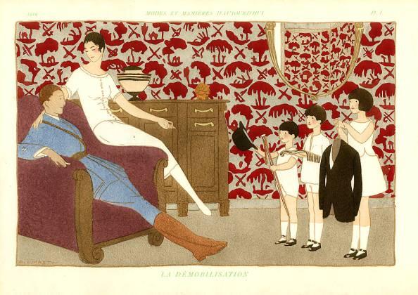 Modes et Manières 1919