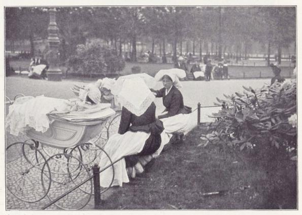 berliner leben 1905 sommer