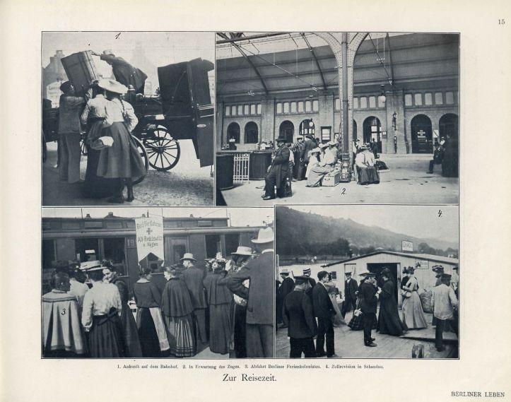 berliner leben 1905reise